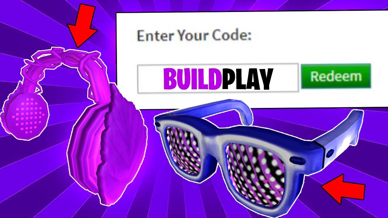 Roblox Build It Play It Event Here Are Leaked Free Items For Build It Play It Event Roblox Youtube