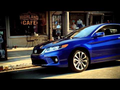 The 2014 Honda Accord Coupe Interactive Tour