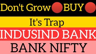 INDUSIND BANK SHARE || DONT' BUY IT'S TRAP||