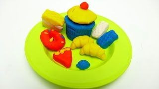 Play-Doh DIY Sweets & Kitchen Toy Set