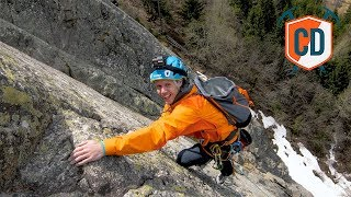 No Faff At Anchors: Camp Swing Lanyard   Climbing Daily Ep.1426