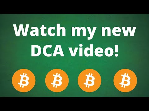 DOLLAR COST AVERAGING - Best Bitcoin Investment Strategy For Beginners!