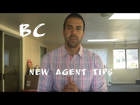 New Agent Tips - How to Get More Listings
