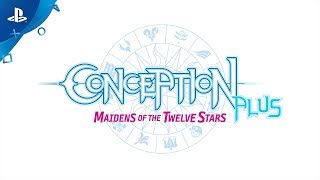 Conception Plus | Game Overview Trailer | PS4