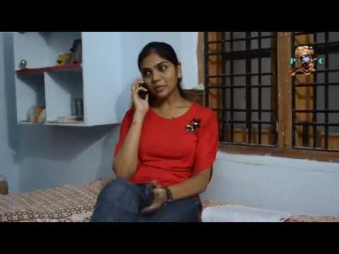 Funny Hyderabad phone talk with Unknown girl must watch