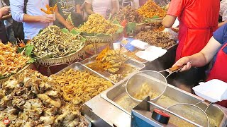 Download Philippines Street Food in Manila Chinatown Walk | MASSIVE Street Food in Binondo, Manila!