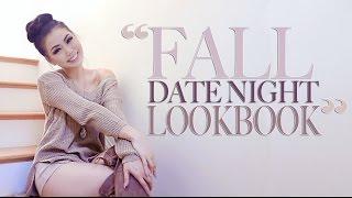 Fall Date night Lookbook