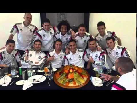 نجوم-ريال-مدريد-الكسكس-هههه