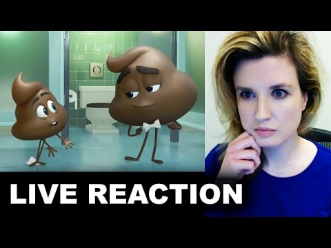 Thumbnail: The Emoji Movie Trailer Reaction