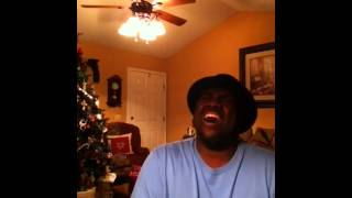 """Marvin Williams sings """"I Believe I"""