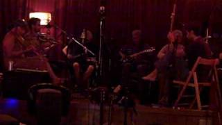 John Henry: The Ether Frolic Mob Recording at Jalopy Theater, Brooklyn