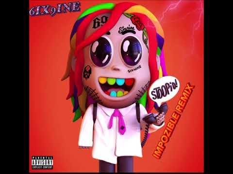6ix9ine  - STOOPID (feat. Bobby Shmurda) (Impozible Remix)