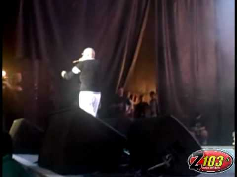 Summer Rush 2009 - Z103.5 Presents: Pitbull