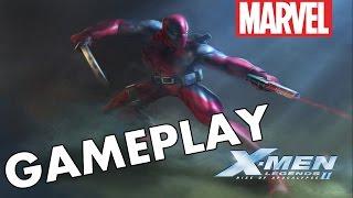 Deadpool - Gameplay (X-Men Legends 2)