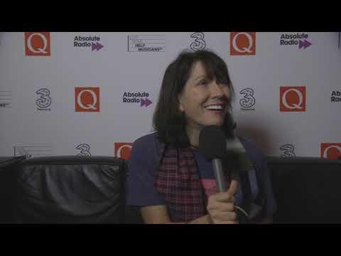 Q Awards 2017: Kelley Deal Interview