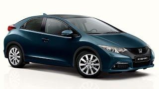 #1459. Honda Civic 5door 2012 (просто невероятно)