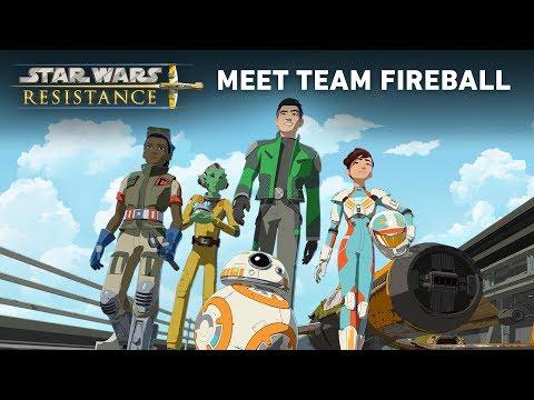 Star Wars Resistance - Featurette