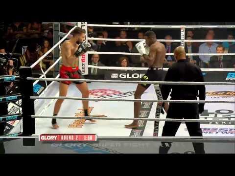 GLORY 23 Superfight Series: Murthel Groenhart vs Chad Sugden