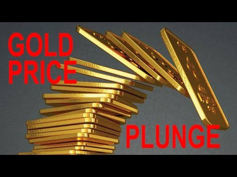 Why Gold & Silver Prices Plunged Today 10/4/2016
