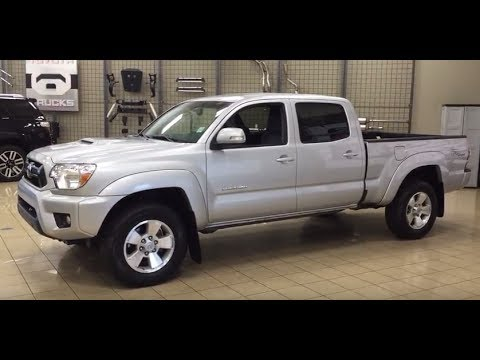 Attractive 2013 Toyota Tacoma TRD Sport Review