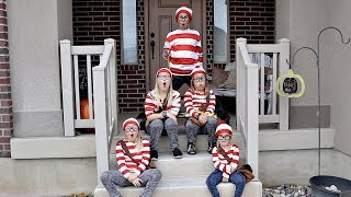 WHERE'S WALDO?! Halloween Special 2018