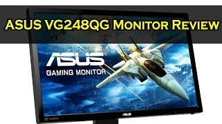 ASUS VG248QG Gaming Monitor Review