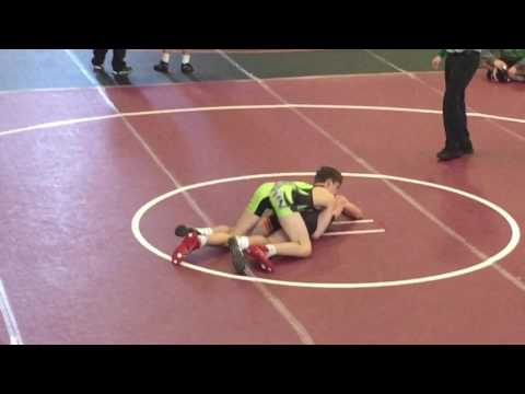 Richie Morrell @ The MAWA Tournament Match 1, Period 3