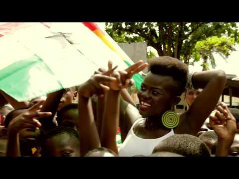#FIFAWorldCup2014 Go Go Black Stars! Wiyaala's Cheer Song for Ghana