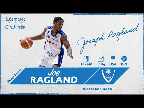 Welcome Back Joe Ragland