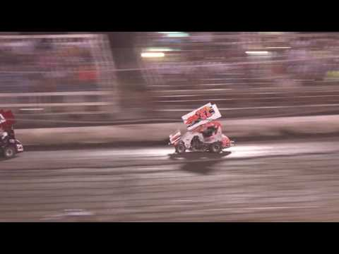 POWRi Speedway Motors Micros A-Main highlights from Macon Speedway 6-11-16