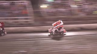 Macon Speedway POWRi Speedway Motors Micros Feature Highlights
