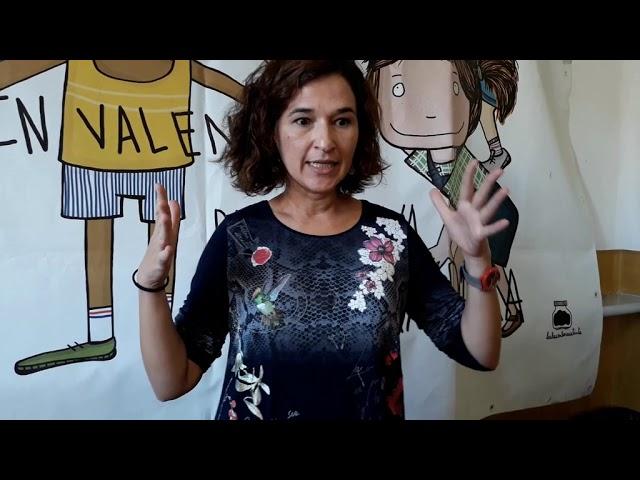 Formació FAMPA- Fabiola Grau, Psicóloga