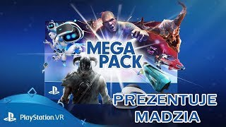 PlayStation VR Mega Pack- Prezentacja