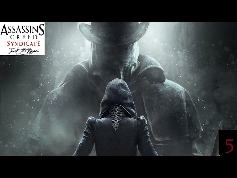 Assassin's Creed Syndicate - Letters Of Intent 100% Sync | Jack The Ripper (DLC) |