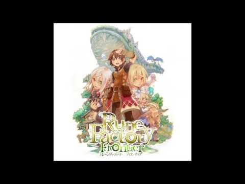 Rune Factory Frontier - Title