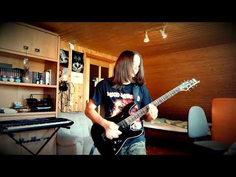 Amon Amarth - War of the Gods (Guitar cover)