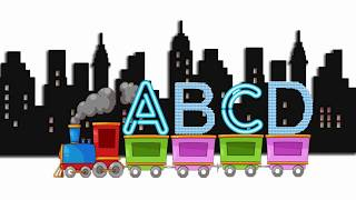 Alphabet Train | Learn ABCs for kids with this fun ABC train I ABC Sound