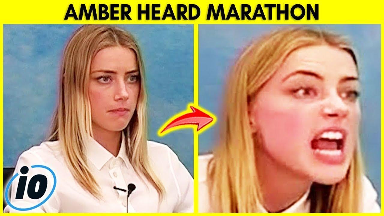 Amber Heard Lied! Latest Updates You Need To Know | Marathon