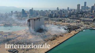 Anatomia di un disastro: l'esplosione al porto di Beirut