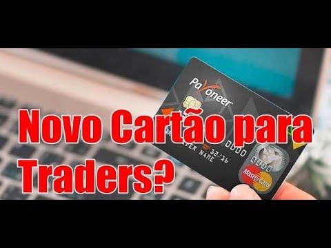 Cartão Payoneer -