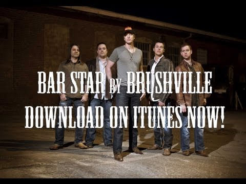 Bar Star by Brushville - Lyric Video (OFFICIAL)