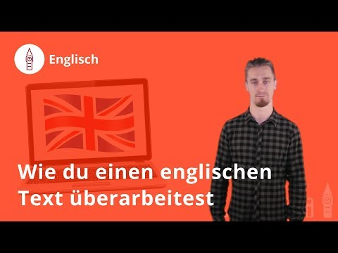Auf Englisch Einen Brief Oder Eine E Mail Schreiben