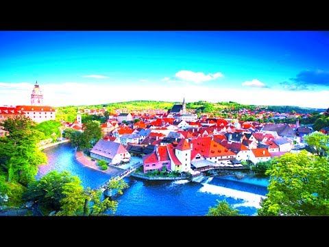 ✔ Prague City [Czech Republic] Full HD | 2019