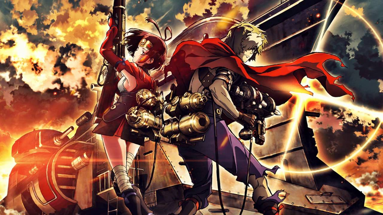 3d Couple Name Wallpaper Most Epic Battle Anime Ost Warcry Kabaneri Of The Iron