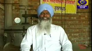 Gurdial Singh in conversation with DD Punjabi | ਡੀ ਡੀ ਪੰਜਾਬੀ ਨਾਲ  ਗੱਲਬਾਤ ਕਰਦਿਆਂ ਗੁਰਦਿਆਲ ਸਿੰਘ