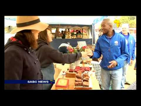 Maimane talks business in Pretoria
