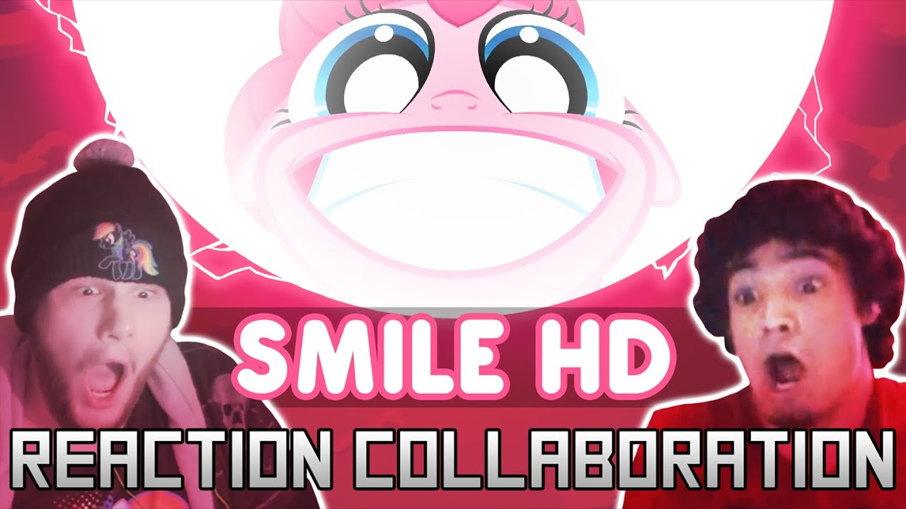 Reaction Collaboration Smile Hd By Misterdavie Youtube