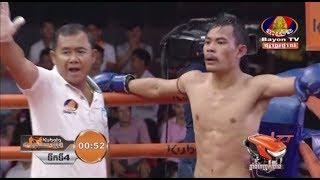 ខេម ចាន់ Khem Chan Vs (Thai) Chompetch, 30/November/2018, BayonTV Boxing