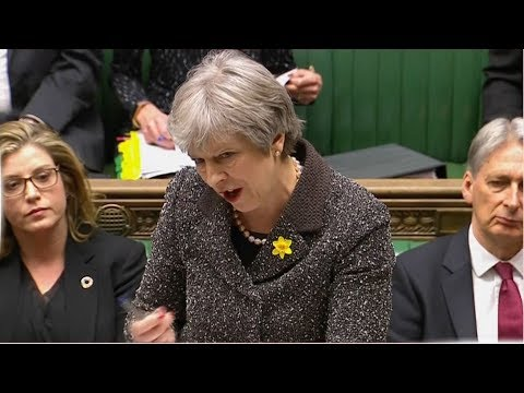 Brexit: Theresa May Tries To Ease Fears As Deadline Looms