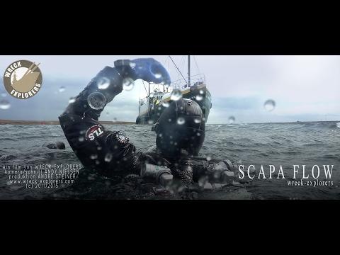 Wreck-Explorers: Scapa Flow